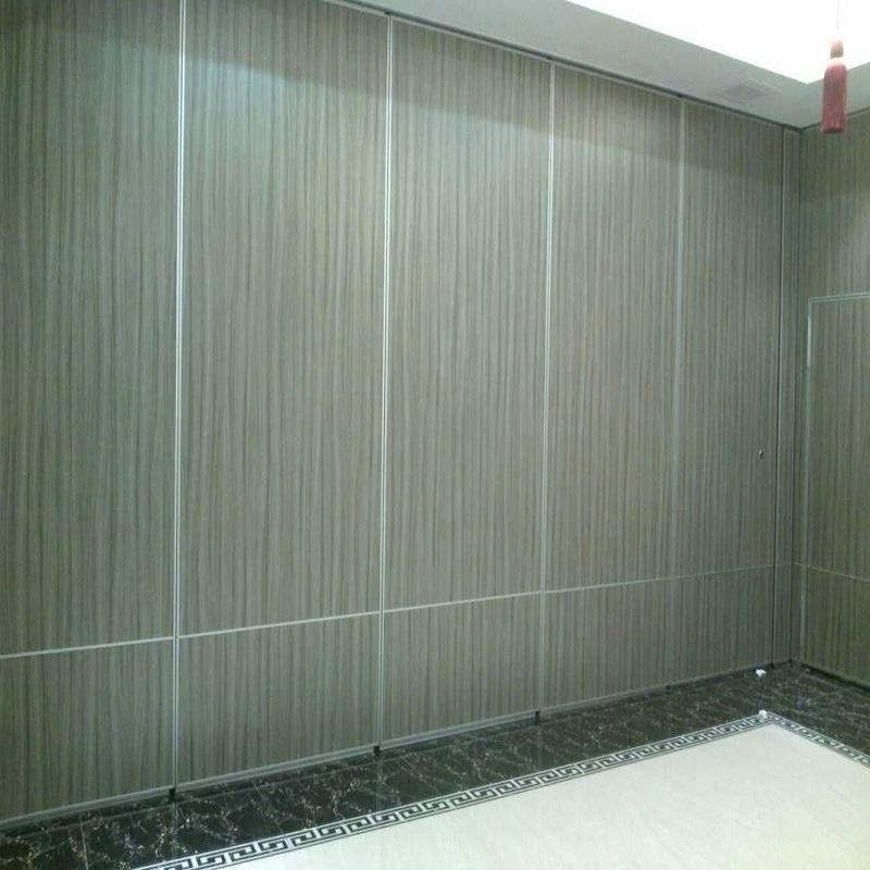 Banquet Room Movable Wall Partitioning System Hotel Acoustic Foldable Partition Walls Philippines