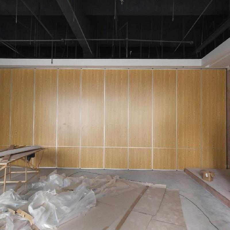 product-Movable Folding Partitions Aluminum Office Sliding Partition Walls For Meeting Room-EBUNGE-i-1