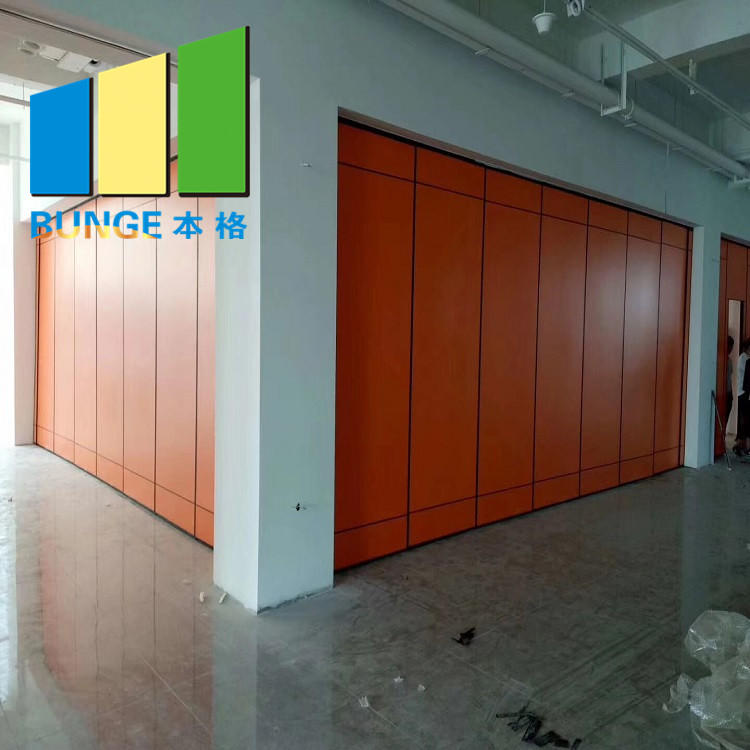 85 mm Thick Decorative Cheap Room Divider Movable Partition Walls With Soundproofing