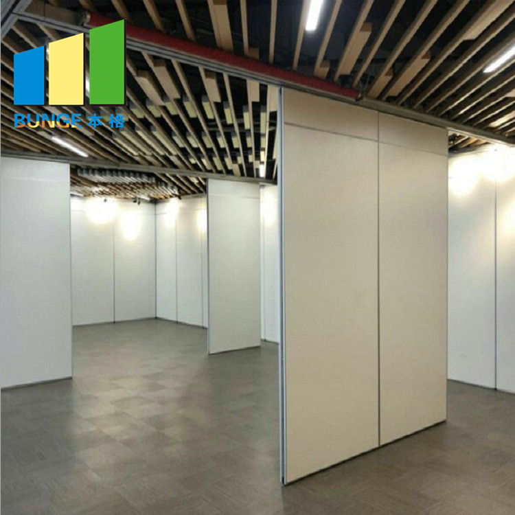 EBUNGE movable room partition with door manufacturer for function hall-EBUNGE