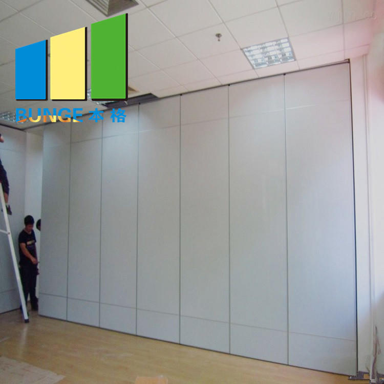 Acoustic Mobile Sound Absorption Banquet Door Divider Movable Wall Partition