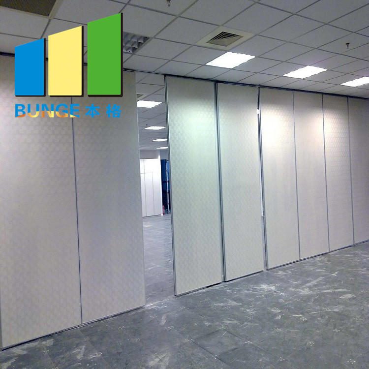 Free Standing Plywood Double Top Plate Movable Partition Wall Price Under Suspended Ceiling