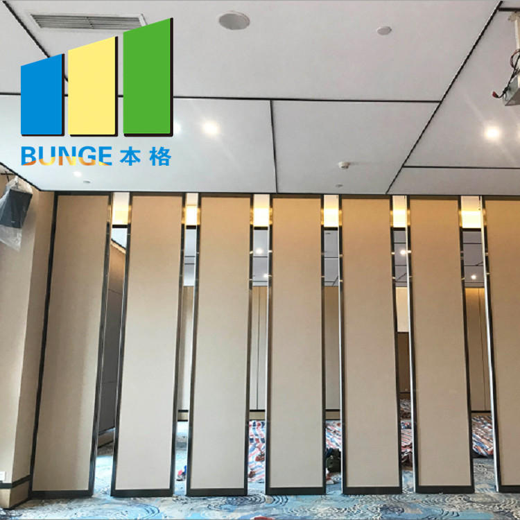product-Free Standing Plywood Double Top Plate Movable Partition Wall Price Under Suspended Ceiling--1