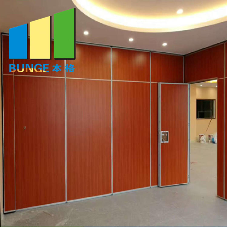 product-Plywood 65 mm Thickness Office Sliding Movable Partition Wall Price In Pakistan-EBUNGE-img-1