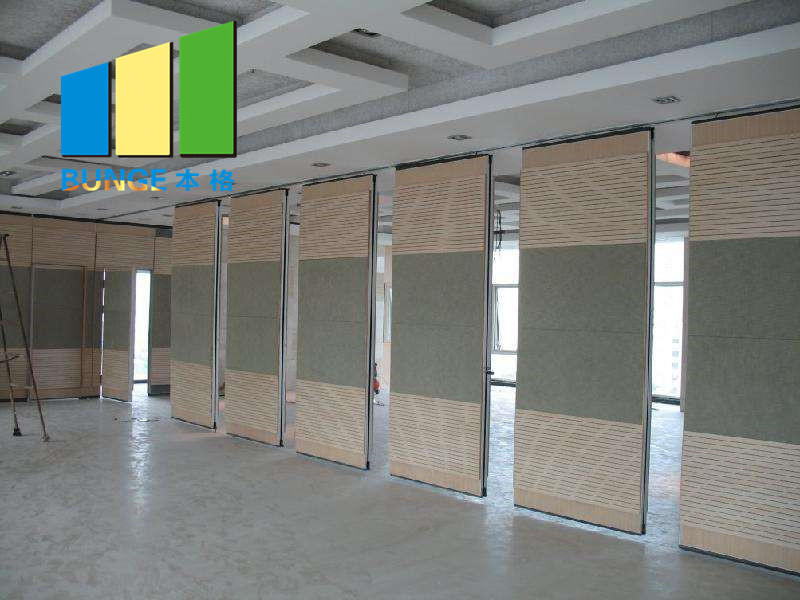 Plywood 65 mm Thickness Office Sliding Movable Partition Wall Price In Pakistan