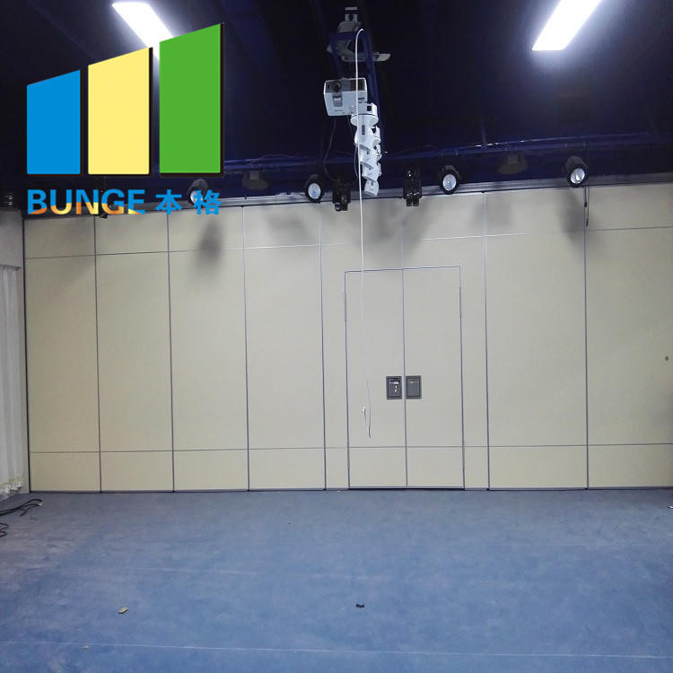 Types Details Of Quick-wall Portable Folding Partition Wall For Banquet Hall