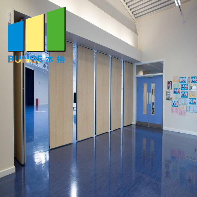 Types Details Of Quick-wall Portable Folding Partition Wall For Banquet Hall-EBUNGE