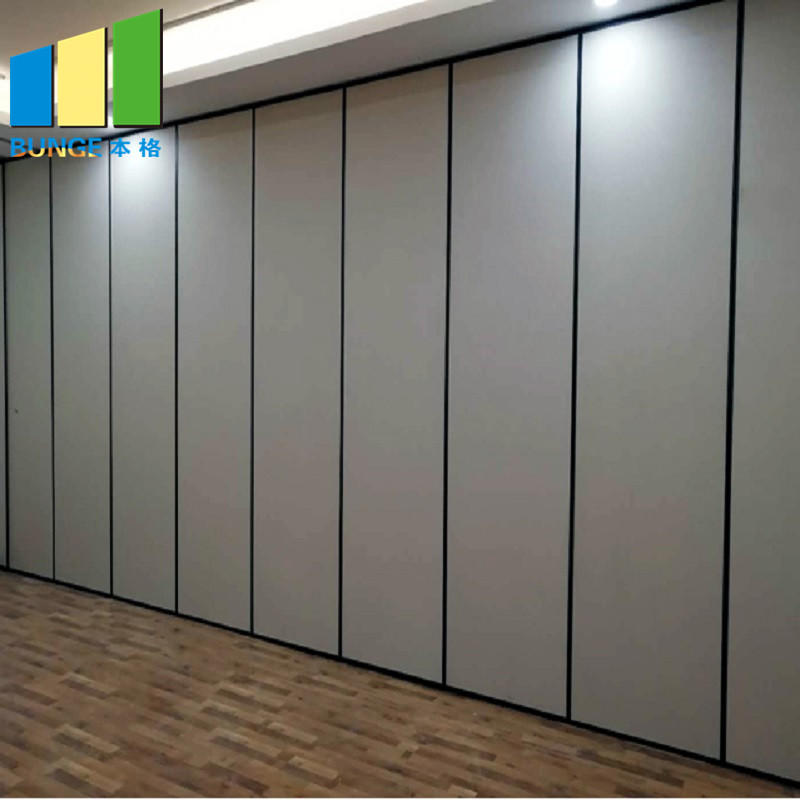 product-China Fireproof Flexible Soundproof Acoustic Movable Partition Wall for Office Meeting Room -1