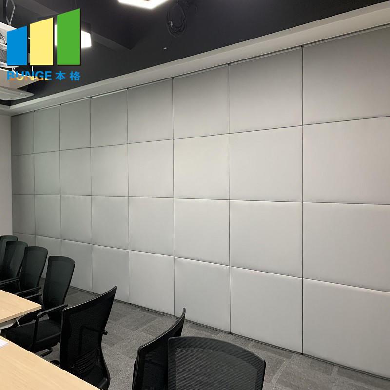 Hotel Banquet Hall Wood Wall Dividers Conference Room Folding Partition Movable Walls