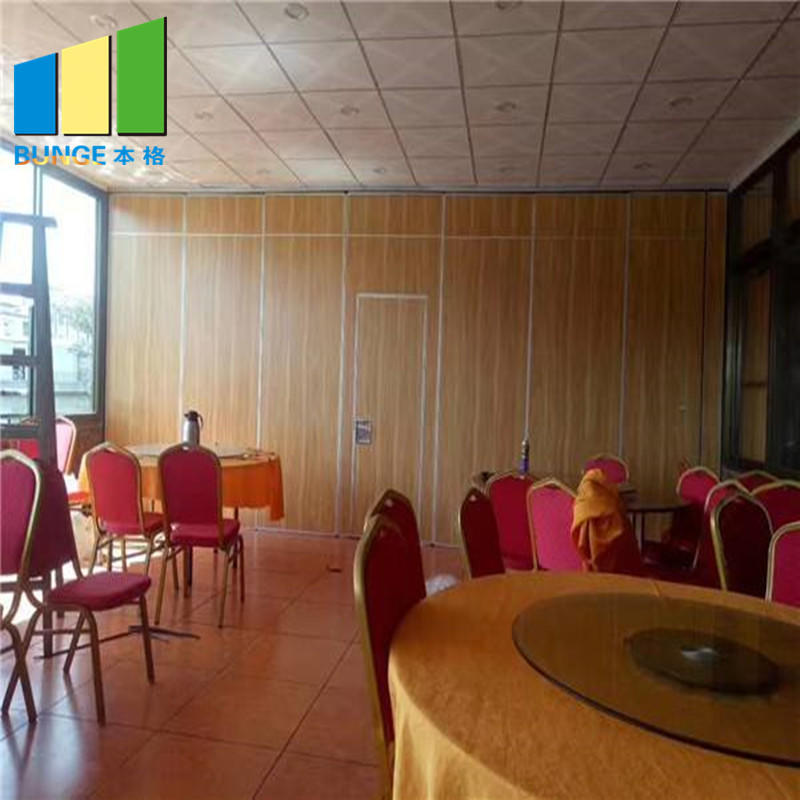 Ceiling Hung Acoustic Classroom Meeting Room Folding Door Fabric Partitions Philippines-movable wall, folding partition,operalbe wall-EBUNGE
