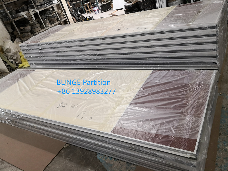 news-EBUNGE-Function room acoustic folding movable partition walls project in Myanmar-img