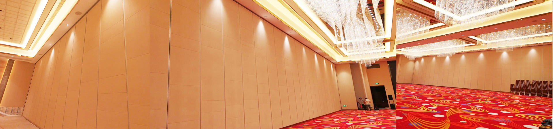 Professional meeting room movable partition wall factory in china -- Ebunge
