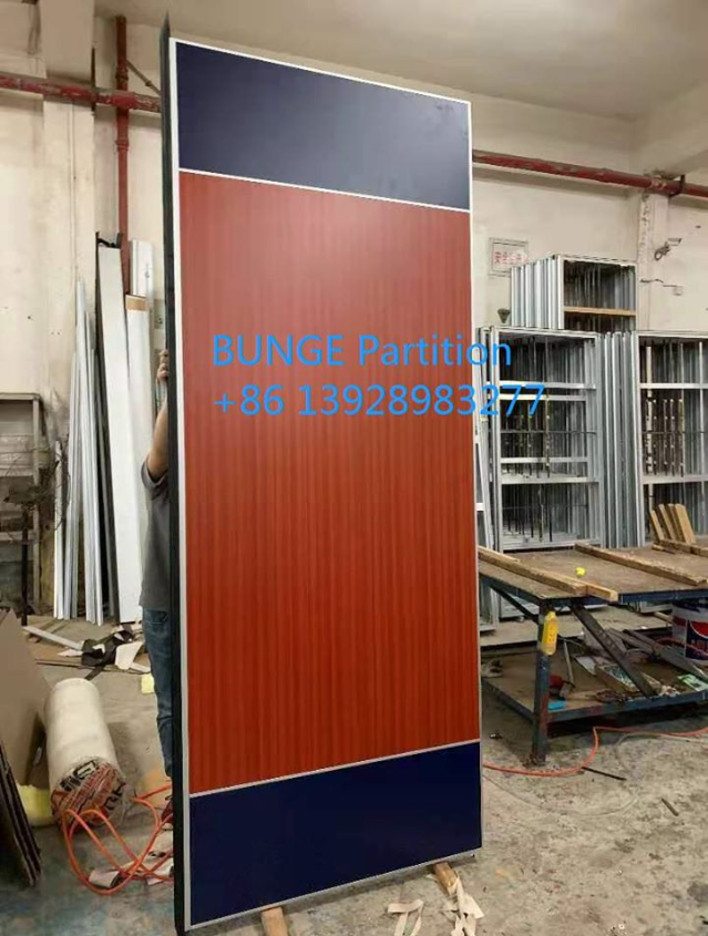 news-EBUNGE-Congratulation for a function room mobile partition walls project in USA-img-1
