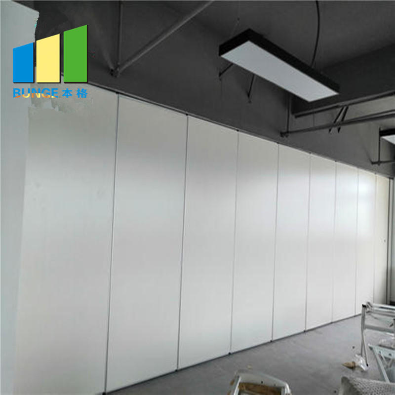 product-China Soundproof Acoustic Movable Partition For Office Cheap Soundproof Folding Operable Wal-1