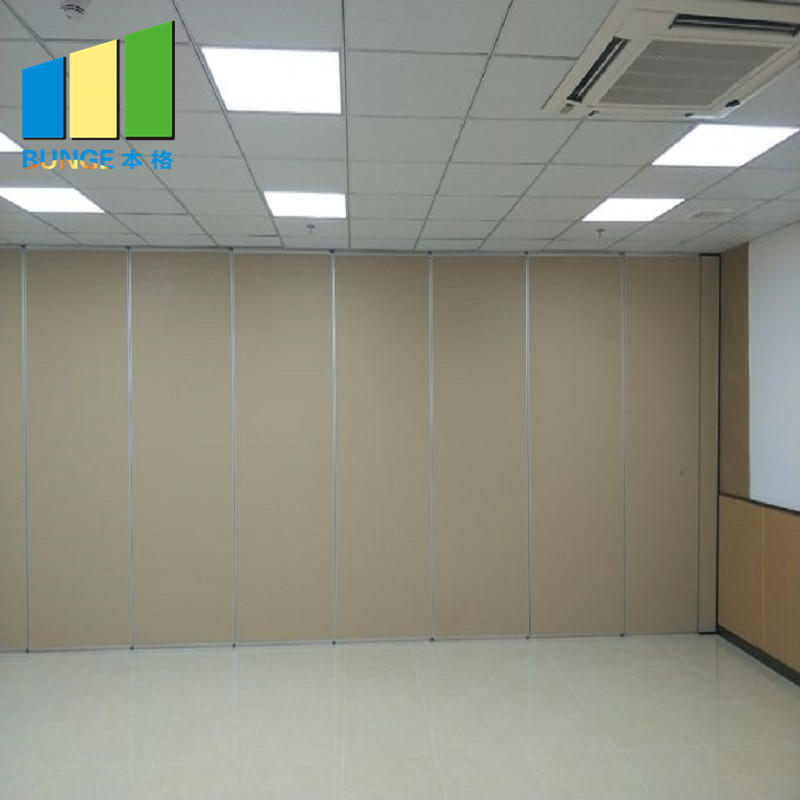 product-EBUNGE-Aluminium Frame Office Operable Partition Profile Dubai Movable Wall Partition For Me