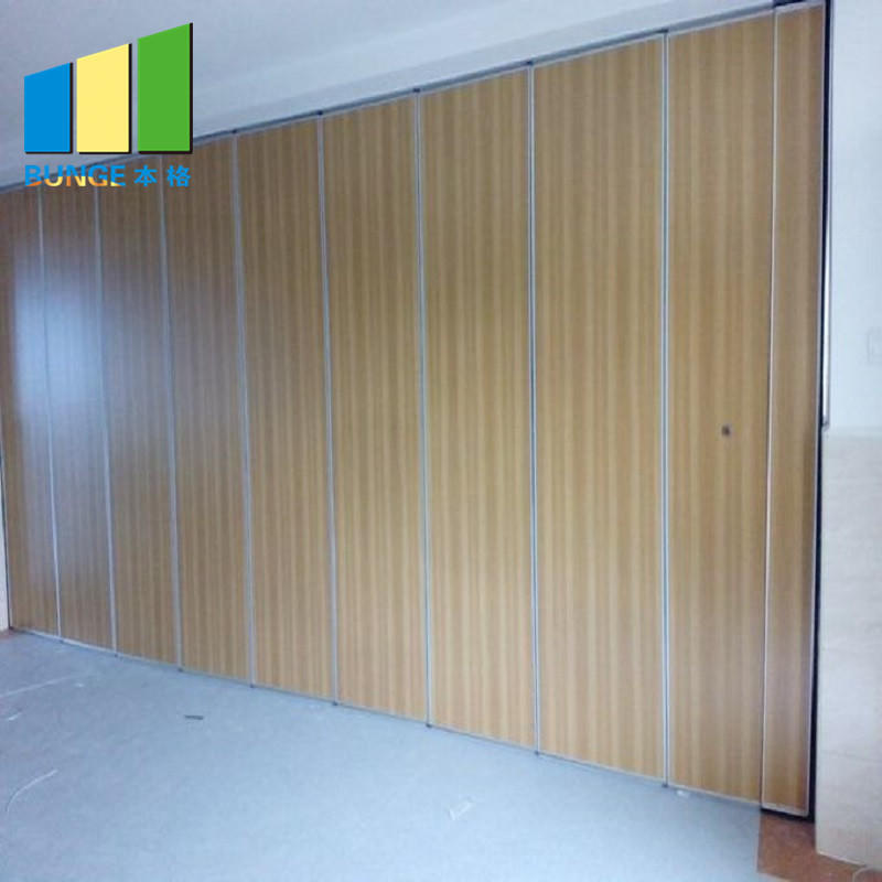product-Aluminium Frame Office Operable Partition Profile Dubai Movable Wall Partition For Meeting R-1