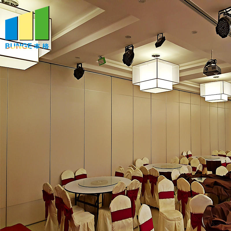 product-EBUNGE-Lightweight Office Sliding Removable Walls Conference Room Foldable Mobile Acoustic P