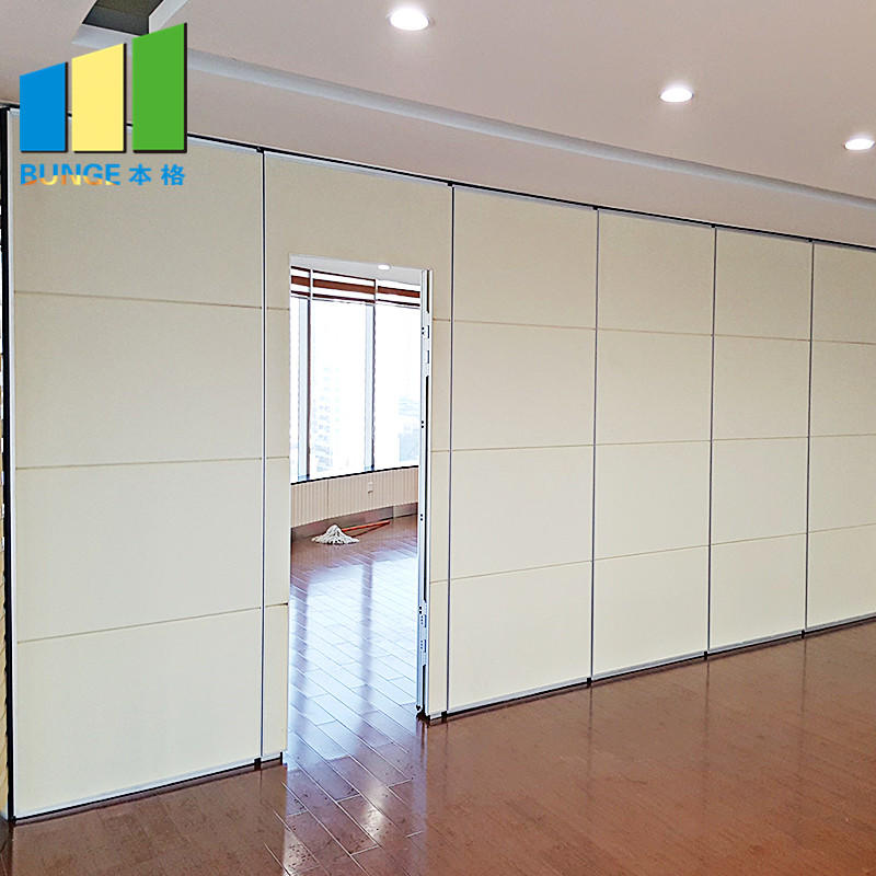 product-EBUNGE-Customized Dance Room Removable Partition Acoustic Movable Partition Wall for Trainin