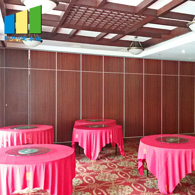 EBUNGE-China Fireproof Flexible Soundproof Acoustic Movable Partition Wall for Office Meeting Room Church