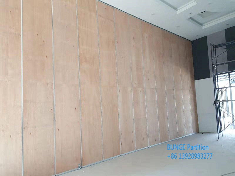 news-Congratulation for the foldable movable partition walls project in Thailand-EBUNGE-img