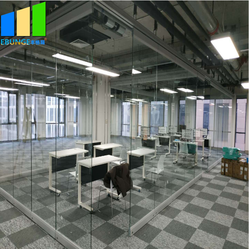 product-EBUNGE-collapsible office partition walls glass-img