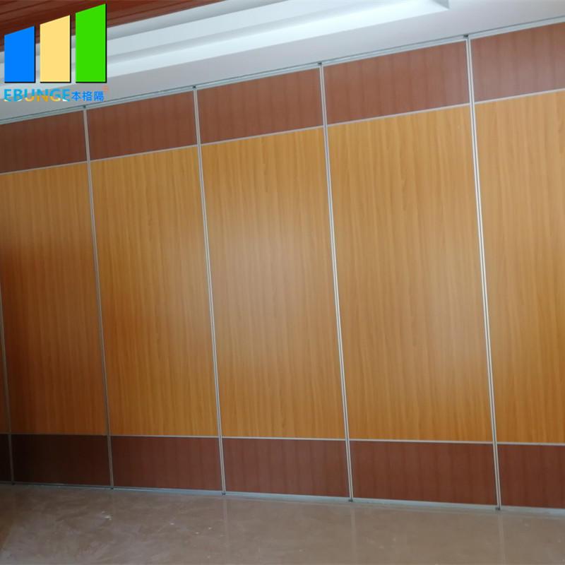 Folding door aluminum partition in saudia arabia soundproof folding moving partition aluminum frame-movable wall, folding partition,operalbe wall-EBUNGE
