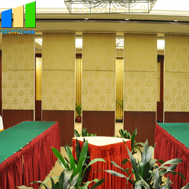 product-EBUNGE-New design operable partition wall board removable sliding partition wall for boardro