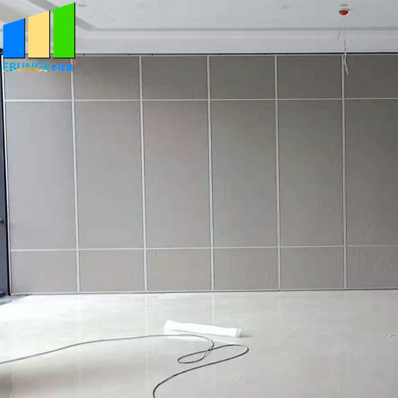 product-Soundproof folding doors accordion room divider acoustic panel movable mdf partition walls p-1