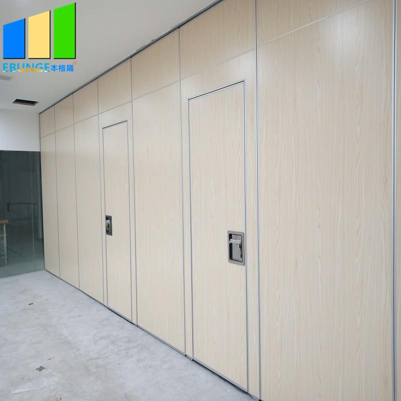 product-soundproof folding doors accordion room divider-EBUNGE-img-1