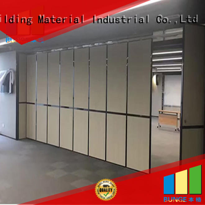 high quality operable partition walls manufacturer for banquet hall