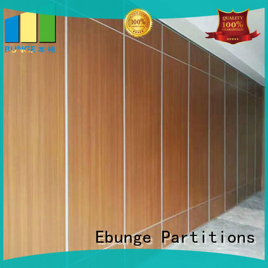 operable conference room dividers supplier for work