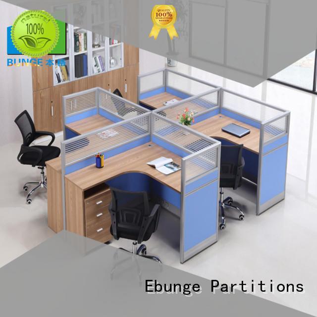 comfortable workstation furniture series for bank