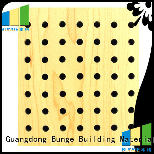 interior insulated veneer sound deadening panels Bunge Brand