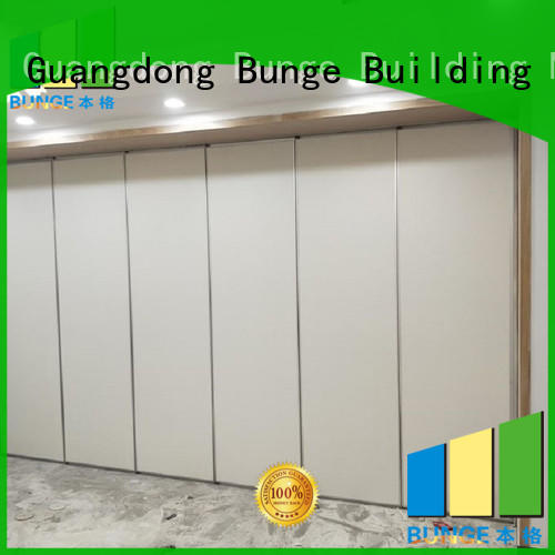 EBUNGE cost-effective operable wall manufacturer for work