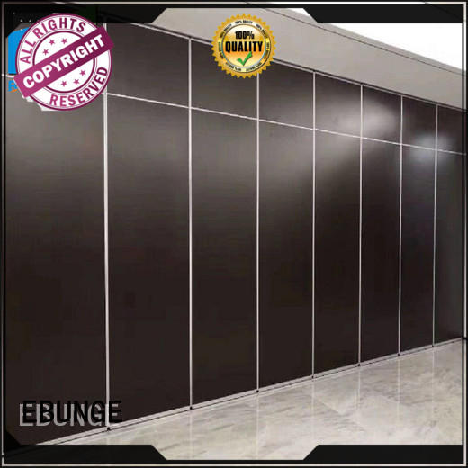 EBUNGE popular operable wall manufacturer for work