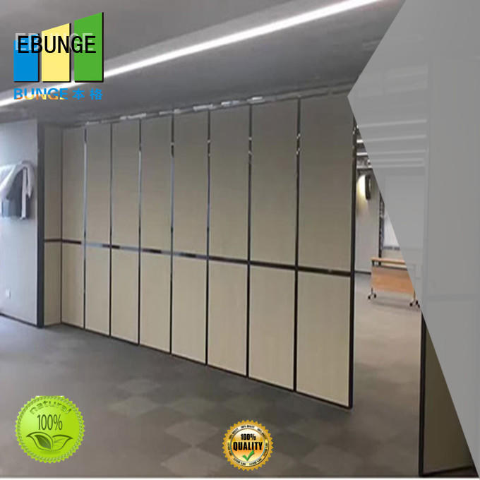 EBUNGE professional operable wall series for office