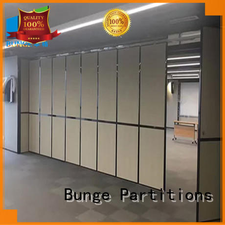EBUNGE sliding acoustic operable walls manufacturer for office