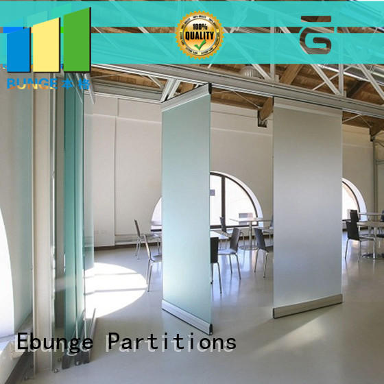 EBUNGE cost-effective glass office walls wholesale for banquet hall