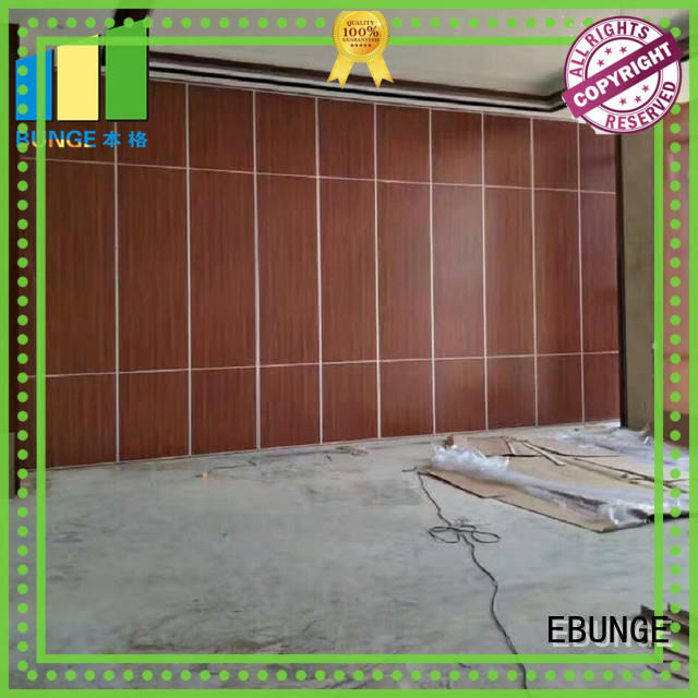 EBUNGE popular portable wall partitions customized