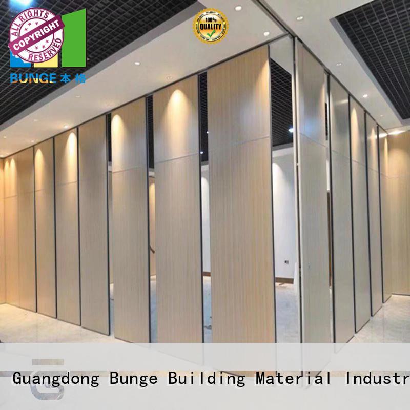 EBUNGE melamine surface partition divider wholesale for office