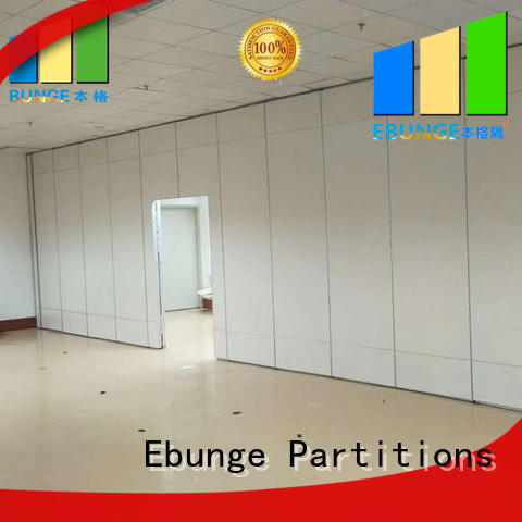 EBUNGE cost-effective movable walls supplier for classroom