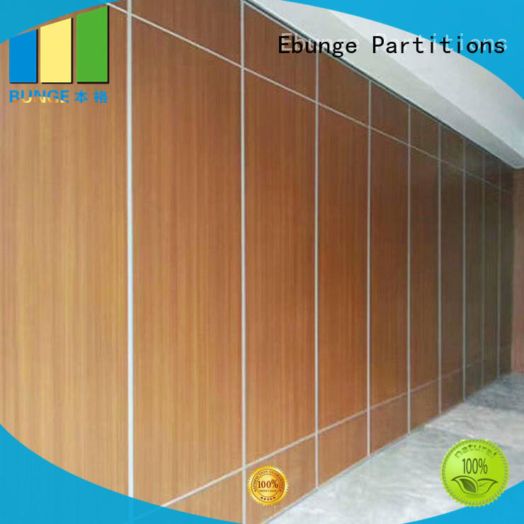 EBUNGE MDF movable walls wholesale for conference room