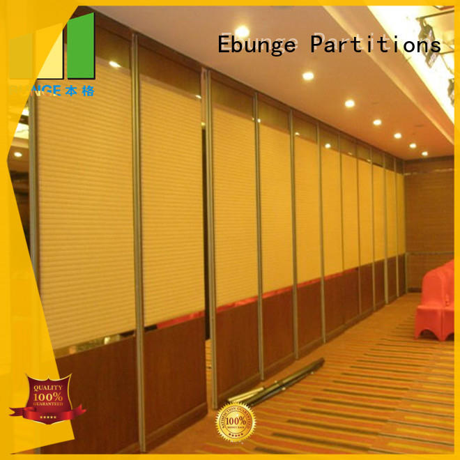 folding acoustic operable walls wholesale for office