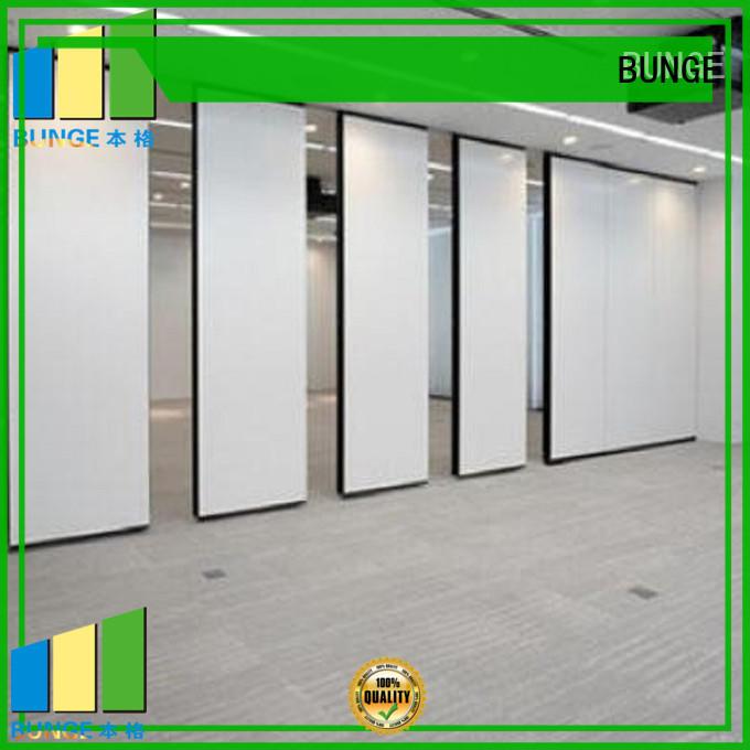 movable partition BUNGE