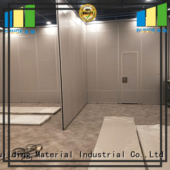 EBUNGE operable wall directly sale for hotel