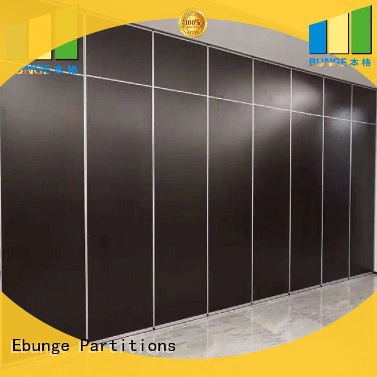 durable restaurant partition supplier for banquet hall
