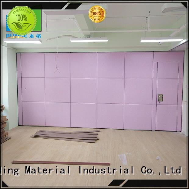 EBUNGE convenient sliding wall panels wholesale for hotel