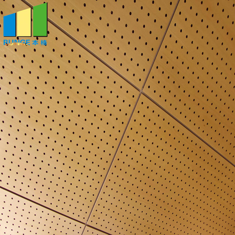 Bunge-Find Noise Reduction Panels Sound Diffuser Decorative Ceiling Board-2