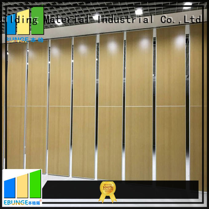 EBUNGE movable walls manufacturer for classroom