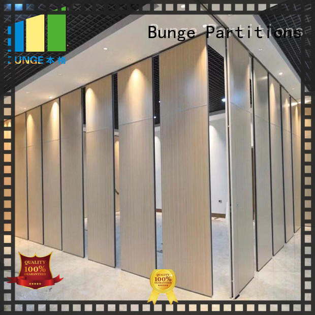 EBUNGE hot selling commercial wall dividers series for schools